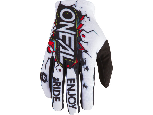 O'Neal Matrix Handschuhe Villain white